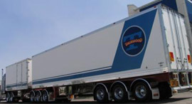 chiller trailer sale fmq australia