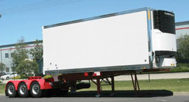 chiller lead trailer sale fmq australia