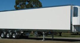 hi-cube reefer trailer sale fmq australia