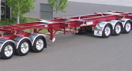 SKELETAL TRAILER SALES AUSTRALIA