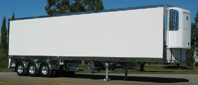 freezer trailer