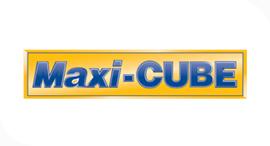 Maxi-CUBE logo
